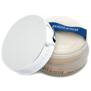 Kose-Loose Powder Makeup - # BO21 ( Beige Ochre 21 )