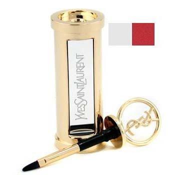Yves Saint Laurent-Lip Twins ( Lip Duo Satin/Shine ) - # 11 Red Cristal