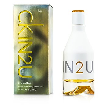 Calvin KleinIN2U Eau De Toilette Spray 50ml/1.7oz