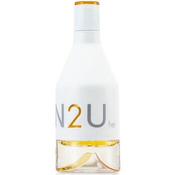 Calvin Klein IN2U Haruman Cologne Jenis Spray  50ml/1.7oz
