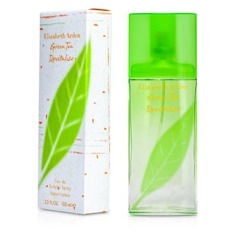 Elizabeth ArdenGreen Tea Revitalize Eau De Toilette Spray 100ml/3.3oz