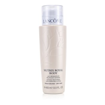 LancomeNutrix Royal Body Intense Restoring Lipid-Enriched Lotion (For Dry Skin) 400ml/13.4oz