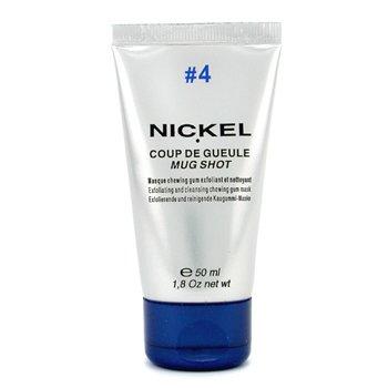 Nickel-Mug Shot #4 Exfoliating & Cleansing Chewing Gum Mask ( For Oily Skin )