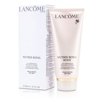 LancomeNutrix Royal Body Intense Restoring Lipid-Enriched Lotion (For Dry Skin) 200ml/6.7oz