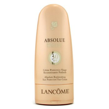 Lancome-Absolue Soleil Absolute Replenishing Sun Protection Face Cream SPF30