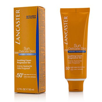 LancasterSun Ultra Protection Tan Control-  Emuls�o leve de m�xima prote��o com  -  SPF 50 50ml/1.7oz