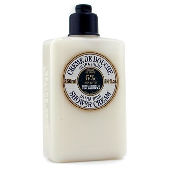 L'OccitaneShea Butter  Gel de Ducha Cremoso Ultra Rico 250ml/8.4oz