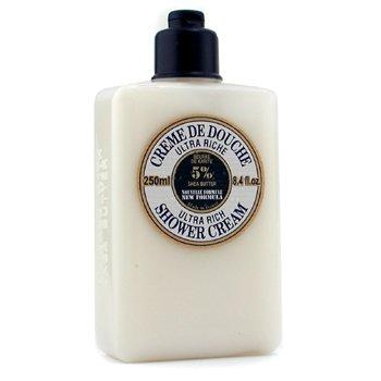 Shea Butter Ultra Rich Shower Cream L'Occitane Shea Butter Ultra Rich Shower Cream 250ml/8.4oz