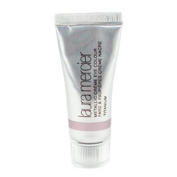 Laura Mercier Metallic Creme Eye Colour - Titanium  8.5g/0.3oz