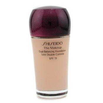 Shiseido-The Makeup Dual Balancing Foundation SPF15 - I20 Natural Light Ivory