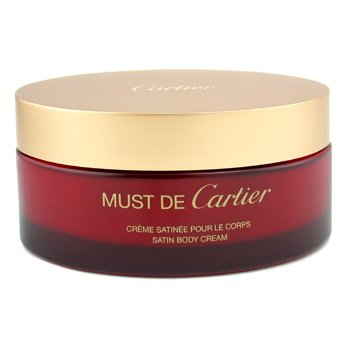 CartierMust de Cartier Satin Body Cream 200ml/6.75oz