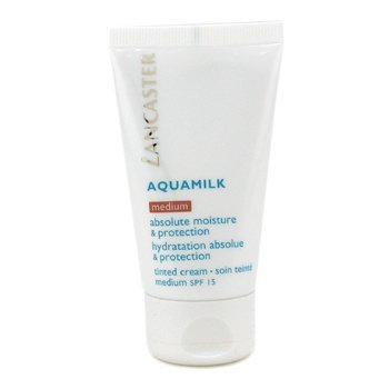 Lancaster-Aquamilk Tinted Cream SPF 15 - Medium
