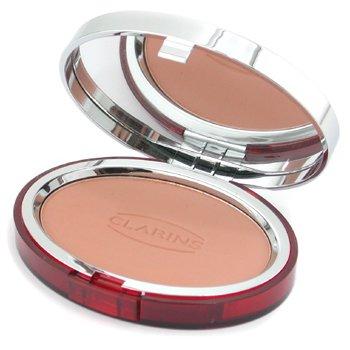 Clarins-Bronzing Powder Compact - # 10 Morning Sun