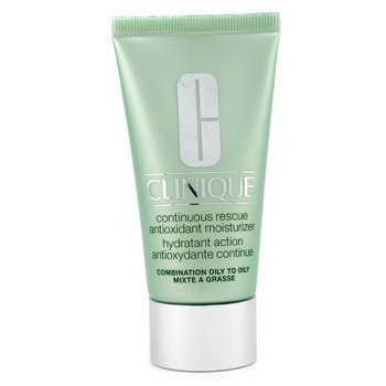 Clinique-Continuous Rescue Antioxidant Moisturizer ( Combination Oily to Oily Skin )