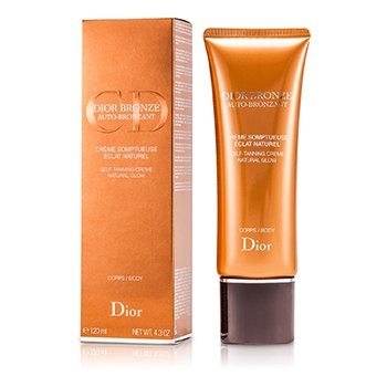 Christian DiorDior Bronze Self Tanner Cream Natural Glow For Body 120ml/4.3oz