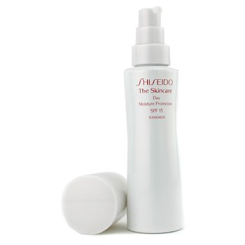 Shiseido-The Skincare Day Moisture Protection SPF15 PA+