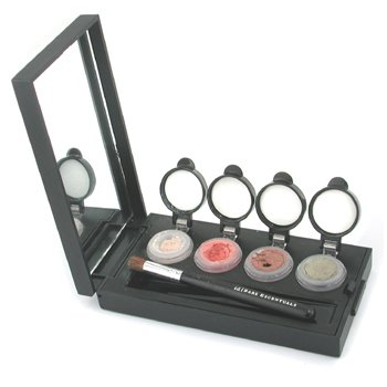 Bare Escentuals-iQuad Eyeshadow Compact Quad