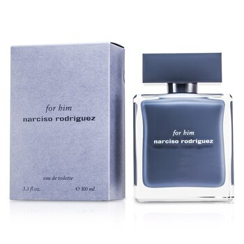 Narciso Rodriguez For Him Eau De Toilette Spray  100ml/3.3oz