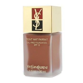 Yves Saint Laurent-Teint Mat Parfait Oil Free Foundation SPF12 - #8