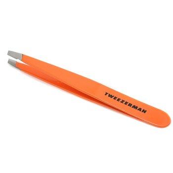 Tweezerman-Slant Tweezer - Orange-A-Peel