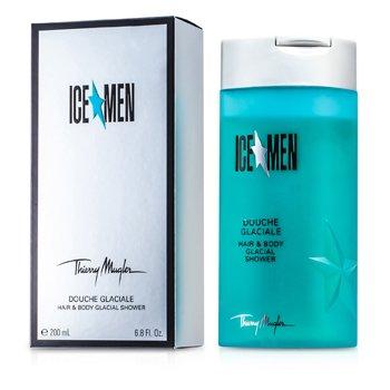 Thierry Mugler Ice*Men Hair & Body Glacial Shower Gel 200ml/6.8oz