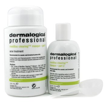 Dermalogica-MediBac Clearing Masque System - For Acneic & Breakout-Prone Skin ( Salon Size )