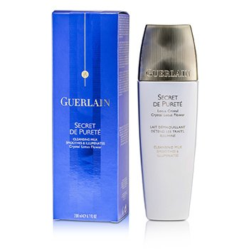 Guerlain Secret De Purete Cleansing Milk  200ml/6.8oz