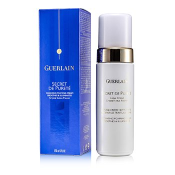 GuerlainSecret De Purete Cleansing Foaming Cream (Smoothes & Illuminates) 150ml/5oz