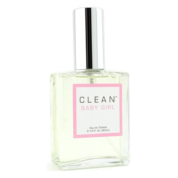 Clean-Clean Baby Girl Eau De Toilette Spray