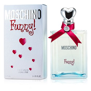 Moschino Funny Eau De Toilette Spray  100ml/3.4oz