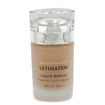 Kose-Ultimation Liquid Makeup SPF 15 - # OC33 ( Ochre 33 )