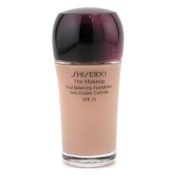 Shiseido-The Makeup Dual Balancing Foundation SPF15 - B40 Natural Fair Beige