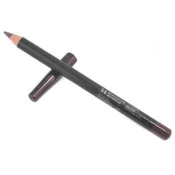 Shiseido-The Makeup Lip Liner Pencil - 14 Brown Profound
