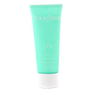 Natura BisseSPA Hand Silk Cream SPF 15 75ml/2.5oz