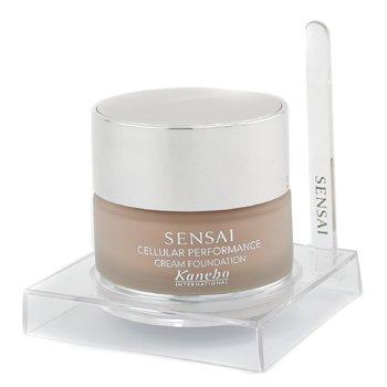 KaneboSensai Cellular Performance Crema Base Maquillaje SPF15 - CF12 Summer Breeze 30ml/1.01oz