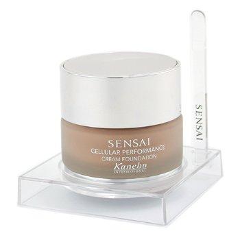 Kanebo Sensai Cellular Performance Cream Foundation SPF15 – CF13 Warm Beige 30ml/1.01oz