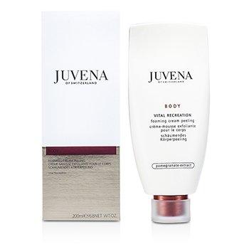 Juvena-Body Vital Recreation Foaming Cream Peel