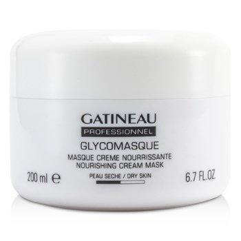 GatineauNutriactive Glycomasque Nourishing Cream Mask - Dry Skin (Salon Size) 200ml/6.7oz