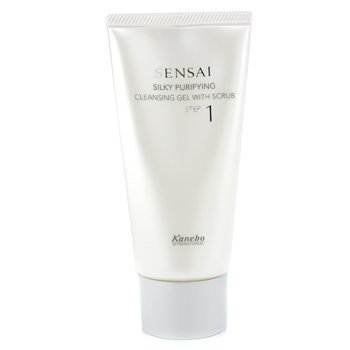 KaneboSensai Gel Exfoliante Purificante Limpiador Sedoso 125ml/4.3oz