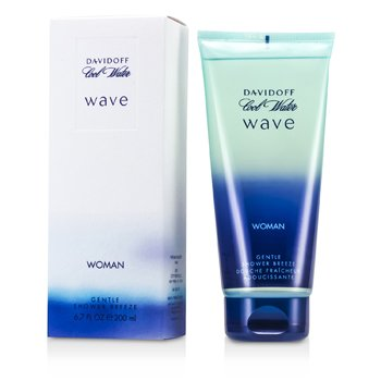 Davidoff-Cool Water Wave Shower Gel