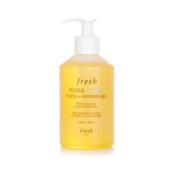 Купить Sugar Lychee Гель для Ванн и Душа 300ml/10oz, Fresh