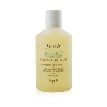 Fresh Hesperides Grapefruit Bath & Shower Gel 300ml/10oz