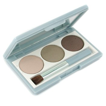 Fresh-Eye Shadow Trio - Enchanted ( # Blush Princess, # Enchanted, # Dark Crystal )