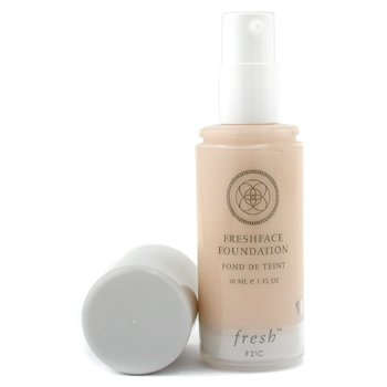Fresh-Freshface Foundation SPF20 - Fair Isle