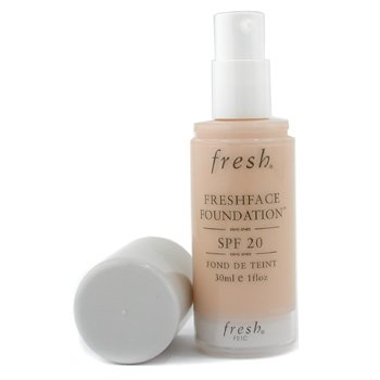 Fresh-Freshface Foundation SPF20 - Seventh Veil