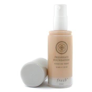 Fresh-Freshface Foundation SPF20 - Chalet Girl