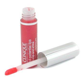 Clinique-Full Potential Lips Plump & Shine - # 09 Cherry Bomb