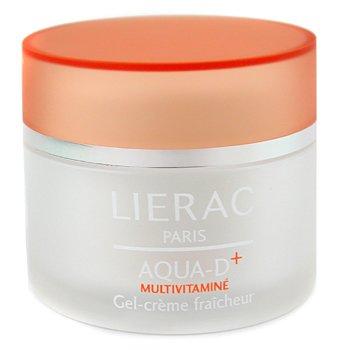 Lierac-Aqua D+ Multivitamine Refreshing Cream Gel