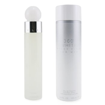 Perry Ellis360 White Agua de Colonia Vaporizador 100ml/3.4oz