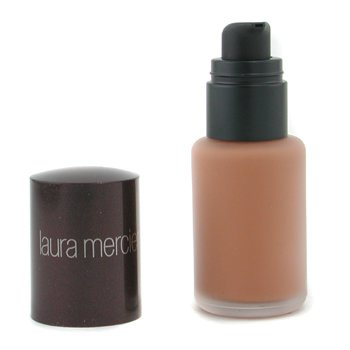 Laura Mercier-Oil Free Foundation - Toffee Bronze ( For Suntan & Deep Golden Undertones )